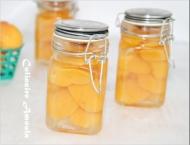 Recette Abricots au sirop