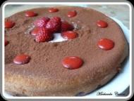 Recette gâteau aux fraises ..... tout simple!