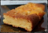 Recette gâteau renversé mangue et ricotta
