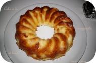 Recette Cake à la mozzarella et bacon
