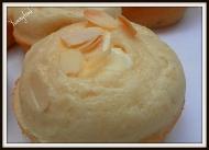 Recette Muffins amandes-ricotta