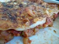 Recette lasagnes tomates, courgettes et gruyère