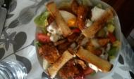 Recette salade césar complète