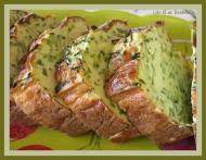 Recette terrine de courgettes au parmesan