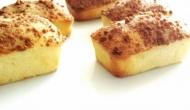 Recette mini cakes coeur spéculoos