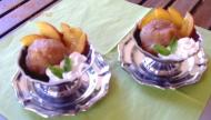 Recette une recette bien fraîche: le sorbet aux poires