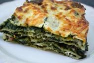 Recette lasagnes chèvre-épinards