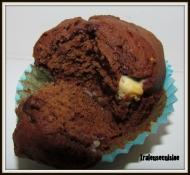 Recette muffins tout choco