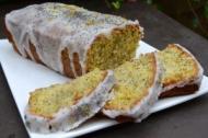 Recette cake au citron et graines de pavot