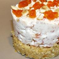 Recette cheesecake tout saumon