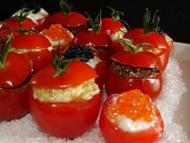 Recette assortiment de tomates cerises