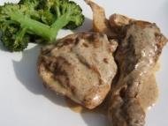 Recette poulet chermoula au mascarpone