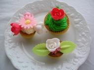Recette cupcakes d'anniversaire