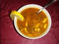 Recette soupe marocaine aux amandes
