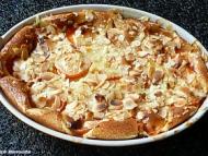 Recette clafoutis aux abricots et sirop d'orgeat