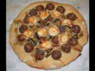 Recette pizza tourangelle