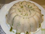 Recette charlotte aux asperges vertes à la mousse de thon