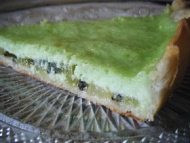 Recette tarte mascarpone kiwi