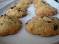 Recette cookies apéro parmesan tomates séchées