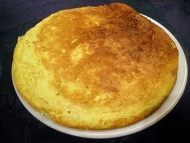 Recette omelette au fromage