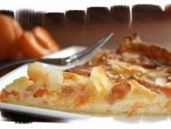 Recette tarte aux abricots & mascarpone